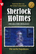 Sherlock Holmes 5 - Kriminalroman - Sir Arthur Conan Doyle