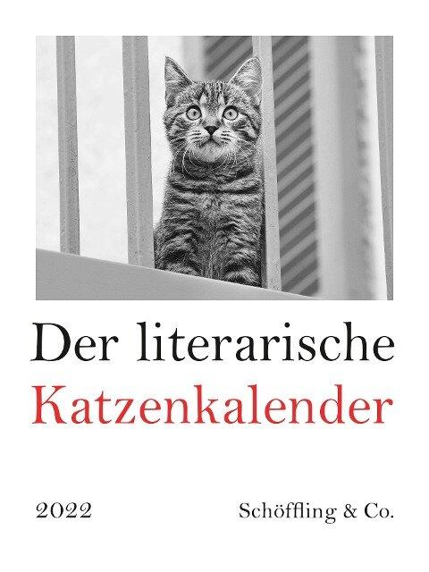 Der literarische Katzenkalender 2022 -