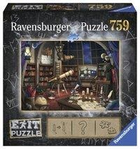 Exit 1: Sternwarte - Puzzle 759 Teile -