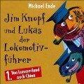 Jim Knopf und Lukas der Lokomotivführer 1 - Michael Ende