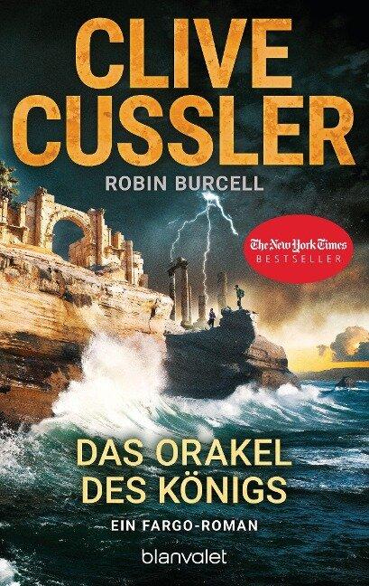 Das Orakel des Königs - Clive Cussler, Robin Burcell