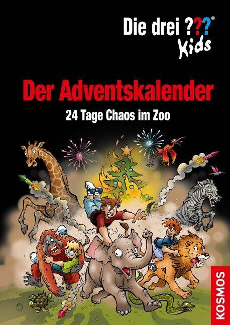 Die drei ??? Kids, Der Adventskalender (drei Fragezeichen Kids) - Ulf Blanck