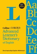 Collins Cobuild Advanced Learner's Dictionary of English -