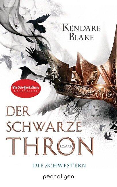 Der Schwarze Thron - Die Schwestern - Kendare Blake