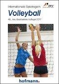 Internationale Spielregeln Volleyball -