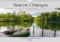 Seen im Chiemgau (Wandkalender 2018 DIN A4 quer) - Ursula Di Chito