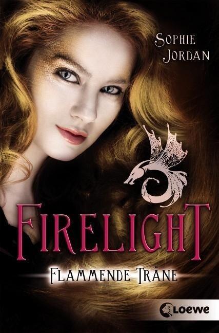 Firelight 02. Flammende Träne - Sophie Jordan