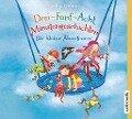 Drei-Fünf-Acht-Minutengeschichten für kleine Abenteurer - Sandra Grimm
