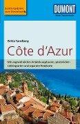 DuMont Reise-Taschenbuch Reiseführer Cote d'Azur - Britta Sandberg