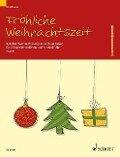 Fröhliche Weihnachtszeit für Blockflötentrio -