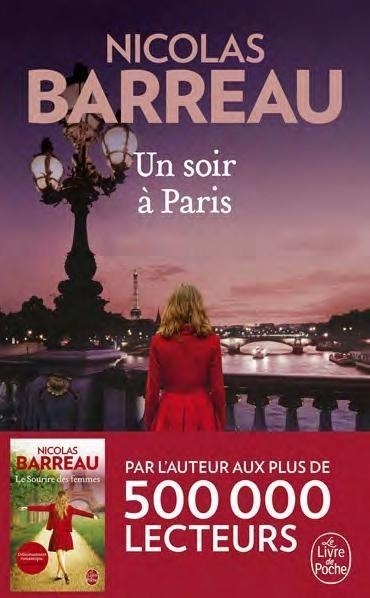 Un soir à Paris - Nicolas Barreau