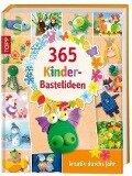 365 Kinder-Bastelideen -