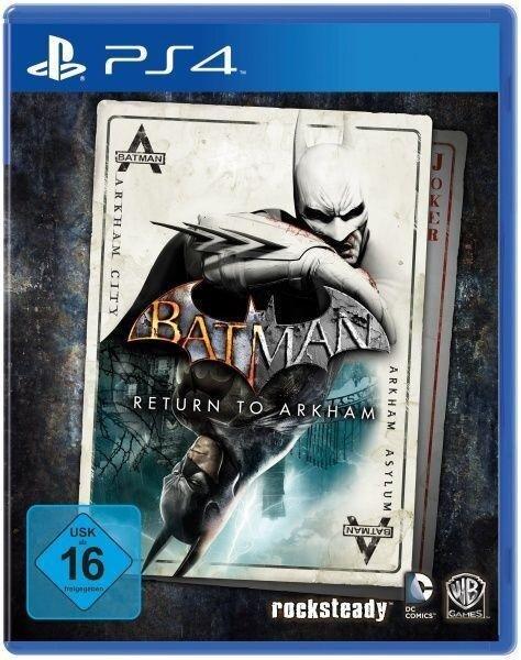 Batman: Return To Arkham (Playstation PS4) -