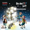 Die drei ??? Kids - Adventskalender Relaunch (2Audio-CD's) -