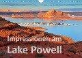 Impressionen am Lake Powell (Wandkalender 2018 DIN A4 quer) Dieser erfolgreiche Kalender wurde dieses Jahr mit gleichen Bildern und aktualisiertem Kalendarium wiederveröffentlicht. - Dieter-M. Wilczek