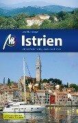 Istrien Reiseführer Michael Müller Verlag - Lore Marr-Bieger