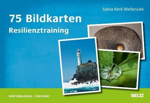 75 Bildkarten Resilienztraining - Sylvia Kéré Wellensiek