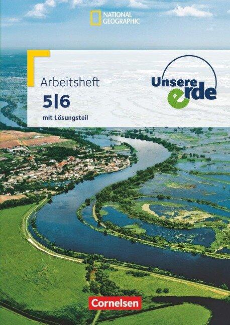 Unsere Erde 1. Arbeitsheft mit Lösungsheft. Grundschule Berlin und Brandenburg - Ines Melzer