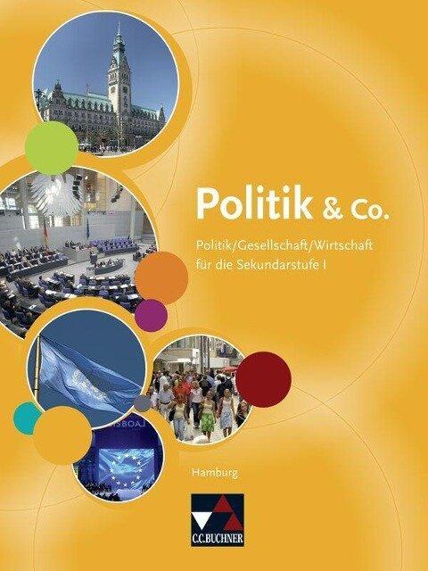Politik & Co. Hamburg - Stephan Benzmann, Erik Müller, Stephan Podes, Hartwig Riedel, Martina Tschirner
