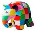 Elmar: Plüsch-Elefant Elmar - David Mckee
