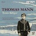 Tonio Kröger - Thomas Mann, Henrik Albrecht, Florian Fischer, Andrea Kim, Peter Zelienka