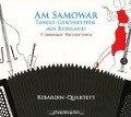 Am Samowar-Tango-Geschichten - Kibardin-Quartett