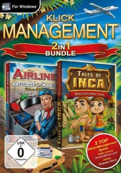 Klick Management 2in1 Bundle. Für Windows Vista/7/8/10 -