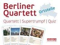 Berliner Quartett - Ortsteile -