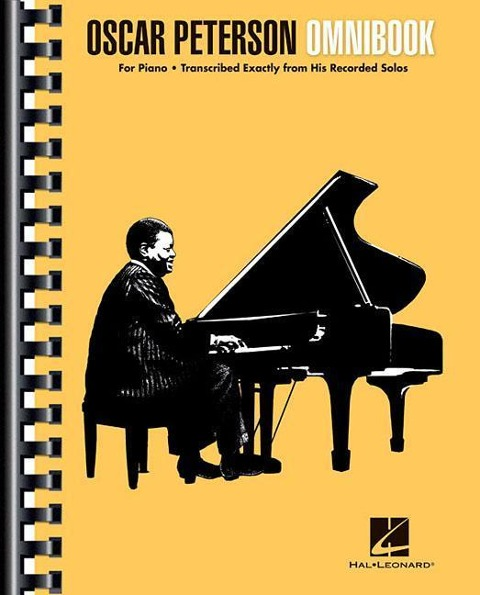 Oscar Peterson: Omnibook: Piano Transcriptions - Oscar Peterson