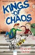Kings of Chaos (2). Fit wie ein Faultier - Jakob M. Leonhardt
