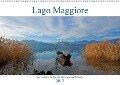 Lago Maggiore (Wandkalender 2017 DIN A2 quer) - Joana Kruse