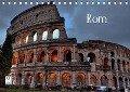 Rom (Tischkalender 2019 DIN A5 quer) - Joana Kruse