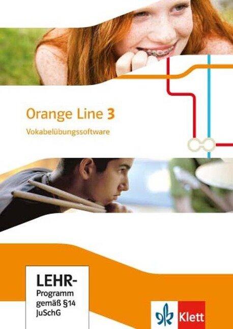 Orange Line 3. Vokabelübungssoftware. Ausgabe 2014 -