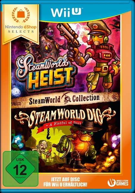 Wii U SteamWorld CollectionNintendo eShop Selects -