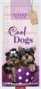 Familienplaner Cool Dogs - Kalender 2018 -