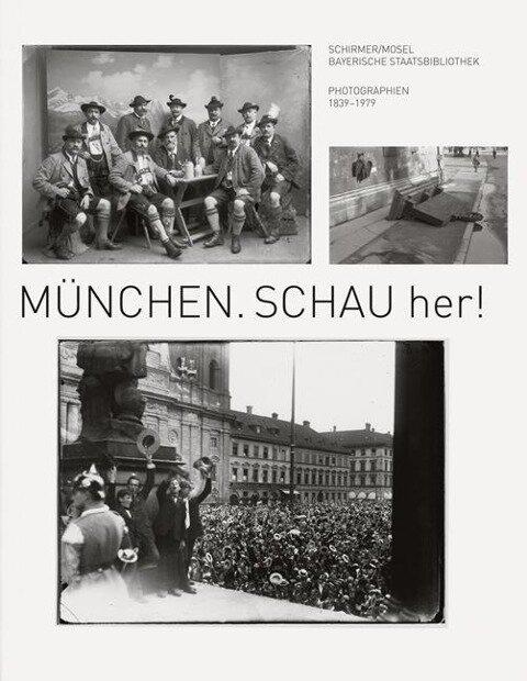 München. Schau her! - Cornelia Jahn