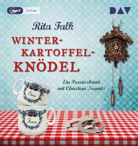 Winterkartoffelknödel (mp3-Ausgabe) - Rita Falk