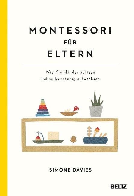 Montessori für Eltern - Simone Davies
