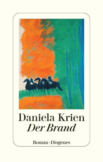 Der Brand - Daniela Krien
