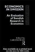 Economics in Sweden -
