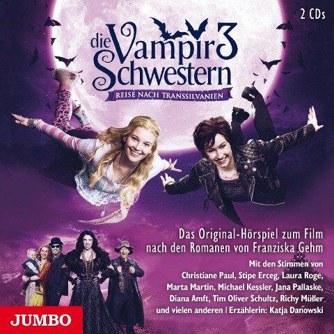 Die Vampirschwestern 3. Reise nach Transsilvanien - Franziska Gehm