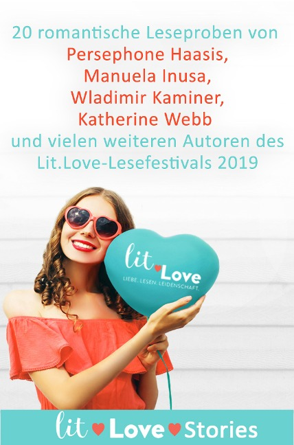 lit.Love.Stories 2019 - Nora Elias, Julius Kraft, Marie Lacrosse, Beate Maly, Beth O'Leary