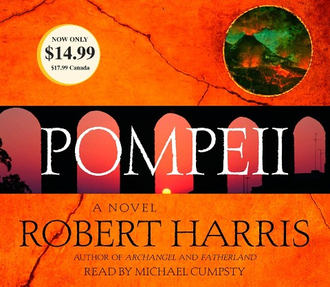 Pompeii. 5 CDs - Robert Harris