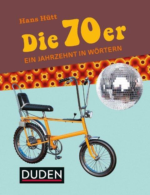 Die 70er - Hans Hütt