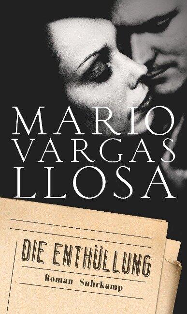 Die Enthüllung - Mario Vargas Llosa