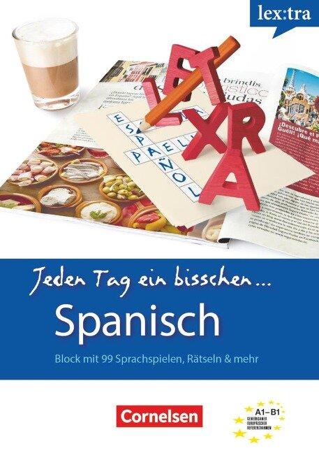 Lextra Spanisch A1-B1 Selbstlernbuch - Andrea Bucheli