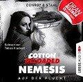 Jerry Cotton, Cotton Reloaded: Nemesis, Folge 2: Auf der Flucht (Ungekürzt) - Gabriel Conroy, Timothy Stahl