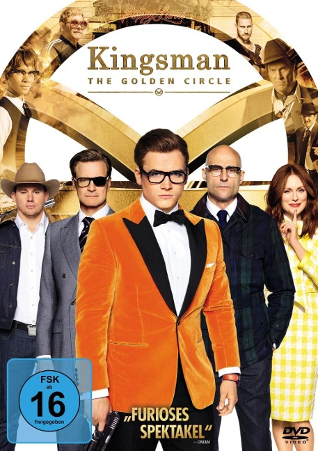 Kingsman - The Golden Circle -