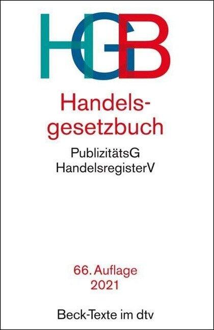 Handelsgesetzbuch HGB -