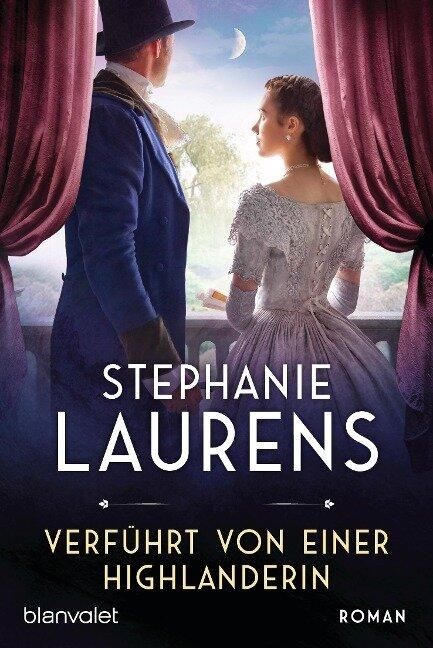 Verführt von einer Highlanderin - Stephanie Laurens